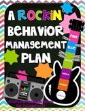 A Rockin' Behavior Management Plan