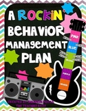 A Rockin' Behavior Management Plan