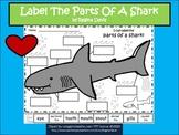 A+ Shark  Labels