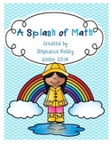 A Splash of MATH - 24 Print and Go Sheets