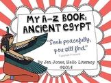 A-Z Vocabulary Book: Ancient Egypt