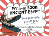 A-Z Vocabulary Book: Ancient Egypt