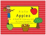 A is for Apple: A Math and Literacy Unit