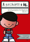 A problem a day - Word problems for Beginners Book 1