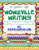 """A year of """"Wowzville Writing Packs"""" Bundle!"""