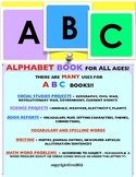 ABC Book Templates for All Ages
