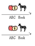 ABC Book for kids