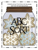 ABC Cookie Sort