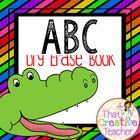 ABC Dry Erase Book