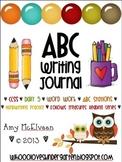 ABC Writing Journal
