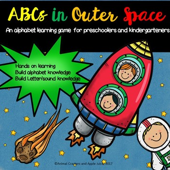 ABC's in Outer Space: An Alphabet Recognition and Letter S