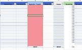 AIMSWeb Strategic Monitoring Tracker