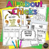 ALL ABOUT CHICKS and Chickens - Books, Crafty, and Activities
