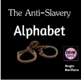 ANTI SLAVERY ALPHABET & POEM 1847 HISTORICAL DOCUMENT