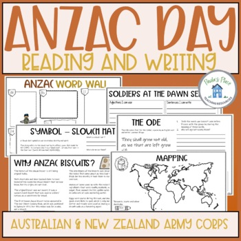 ANZAC Day - Year 3/4