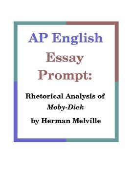 Moby-Dick Essay - Shmoop