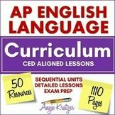 AP English Language & Composition Product BUNDLE