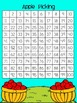 APPLE PICKING place value addition math game / center Comm