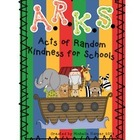 A.R.K.S. (Acts of Random Kindness for Schools)
