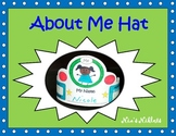 About Me Hat Craft