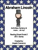 Abraham Lincoln Reading Street Grade 2 2011 & 2013 Series