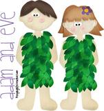 Adam and Eve Story Set