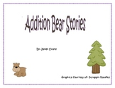 Addition Bear Stories