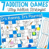 Addition Facts Games - Seven Addition Strategies