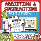 Addition & Subtraction Word Problem