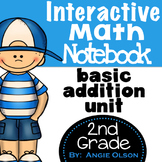 Addition Unit:  Interactive Notebook Pages