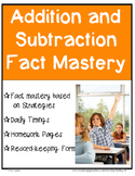 Addition and Subtraction Fact Mastery