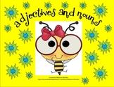 Adjective - Noun Center