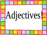 Adjectives Fun
