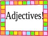 Adjectives Fun