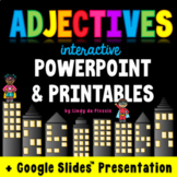 Adjectives {PowerPoint and Worksheets}