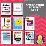 Affirmation Poster Set