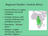 Africa-Explore All Regions and Cultures. Over 60 Slides.
