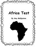 Africa Test