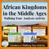 African Kingdoms in the Middle Ages Centers of Response Gr