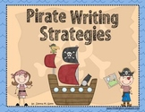 Ahoy Matey! Pirate Themed Writing Posters 2 (Aussie versio