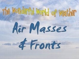 Air Masses and Fronts PPT