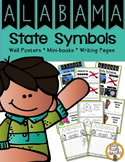 Alabama State Symbols Notebook