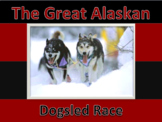 Alaskan Iditarod NO PREP Dogsled race Unit