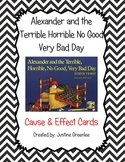 Alexander and the Terrible Horrible No Good Very Bad Day C