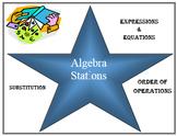 Algebra Stations