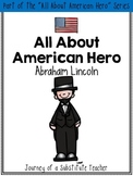 All About American Hero: Abraham Lincoln {a mini-unit}