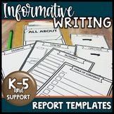 All About Book Templates- Research/Reports
