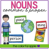All About Common and Proper Nouns