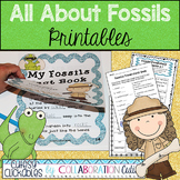 All About Fossils Printables