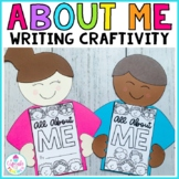 All About Me {a Writing Craftivity}